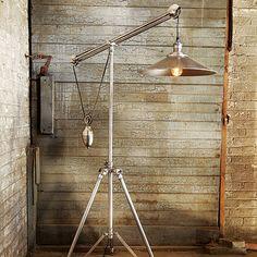 basque steel and brushed nickel arc floor lamp via euro style lighting 259 wish list pinterest arc floor lamps brushed nickel and floor lamp