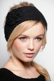 tutorial for knitted head bands... so going to do this!