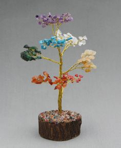 This is the cutest chakras tree I\'ve seen. #chakrajourney #chakras #chakraart #balance #tree #yoga #ad #affiliatelink #buddhagroove