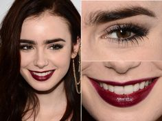 brown eye makeup | Celebrity Prom Makeup Ideas 2013