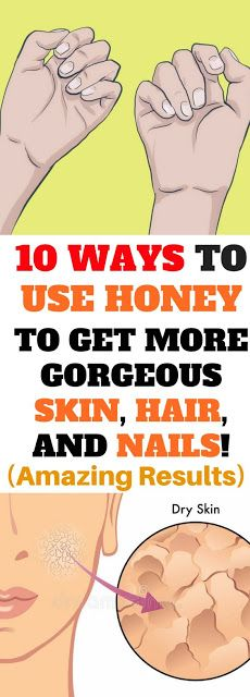 10 Ways to Use Honey to Get More Gorgeous Skin, Hair, and Nails!