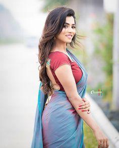 Beautiful Bollywood Actress, Beautiful Indian Actress, Beautiful Actresses, Beautiful Women, Glam Photoshoot, Saree Photoshoot, Beauty Full Girl, Beauty Women, Actress Pics