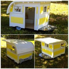 Canine Camper Dog House-Medium