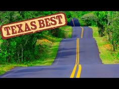 Texas Best - Scenic Drive (Texas Country Reporter)