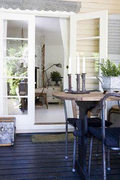 K&Co. Antiques´s blog.: Sommer(hus) tid....
