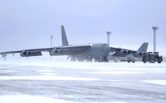 B-52H Stratofortress - All Weather Bomber