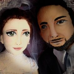 Casal maravilhoso! Obrigada pela confiança! #artdoll #dollmaker #clothdoll #amooquefaço #ragdoll #handmade #handmadewithlove
