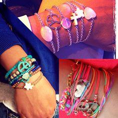 Ibiza style jewellery