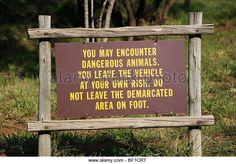 Resultado de imagen de african safari signage