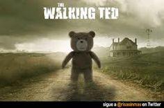 Resultado de imagen para the walking dead fraces divertidad