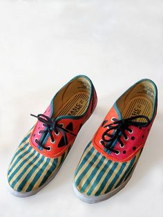 Lace-Up by ALL Knitwear, via Flickr
