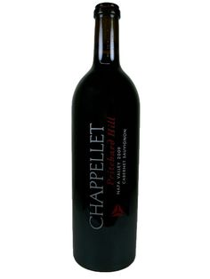 Chappellet 2009 Pritchard Hill Cabernet - The wine possesses stunning depth and concentration, with fabulous balance and tons of personality.