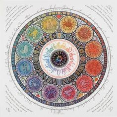 full Roundel of the Seasons - Google Search