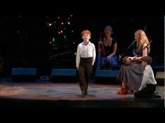 An amazing pair of 10 year old dancers from the Harney Academy of Irish Dance.  Griffin Wilkins and Patrick Melo. Accompanied by Caitlin nic Gabhann, Hanneke Cassel and Amanda Cavanaugh.  Kieran Jordan is the choreographer/dance director for the show overall and created original choreography for the hornpipe duet.  Liam Harney, the director of t...