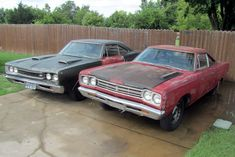 Mopar Bundle For $12k: Road Runner And Super Bee - http://barnfinds.com/mopar-bundle-for-12k-road-runner-and-super-bee/