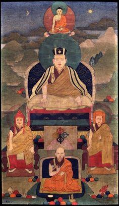 Professeur (Lama) - Karmapa 16, Rangjung Rigpai Dorje (HimalayanArt)