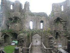 422 Caerphilly Castle