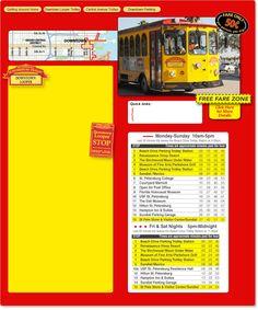 St Petersburg Trolley - Downtown Looper