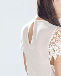 Imagen 4 de TOP COMBINADO de Zara