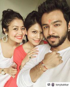 Love you both @tonykakkar @sonukakkarofficial  Happy Raksha Bandhan Everyone!!!!