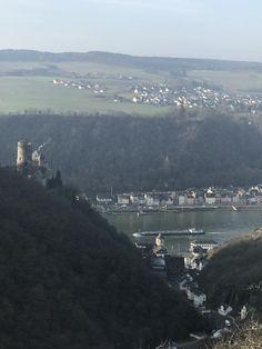 Rhine Valley castle Paris Skyline, Castle, Europe, Travel, Voyage, Viajes, Traveling, Trips, Tourism