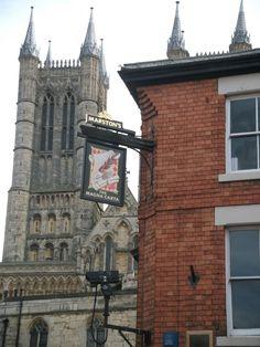 Lincoln, Lincolnshire, England