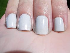 "Aly's Dream Polish ""White-ish"""