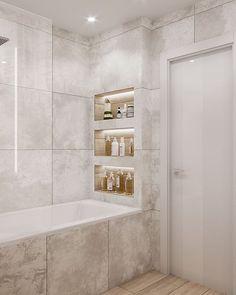 Image may contain: indoor Bathroom Design Luxury, Modern Bathroom Decor, Modern Bathroom Design, Bathroom Styling, Home Interior Design, Big Bathrooms, Small Bathroom, Wc Design, Bathroom Design Inspiration