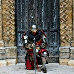My 14th century knight armour