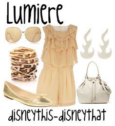 """""""Lumiere""""  DisneyThis-DisneyThat on Tumblr"""