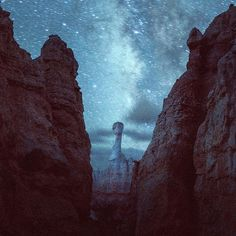 Bryce Canyon by Reuben Wu