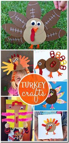 November activities on pinterest turkey craft for Turkey crafts for first grade