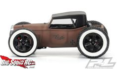 Pro-Line Rat Rod Body for the Traxxas 1/16 E-Revo « Big Squid RC – News, Reviews, Videos, and More!