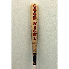 Harley Quinn Suicide Squad Inspired Good Night Wooden Baseball Bat