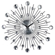 60 Luxury Wall Art Clock Designs To Your Classy Home
