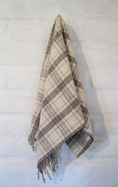 wool blanket from mexico