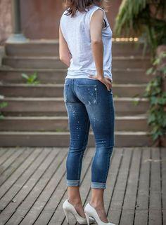 Ya estamos de vuelta  Ven y llévate nuestros jeans a un 30% de descuento ULTIMAS UNIDADES  - http://ift.tt/1HQJd81