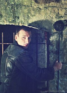 Christopher Eccleston, Ninth Doctor.