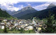 S.Stefano di Cadore (BL) Italy - magic village in the Dolomites