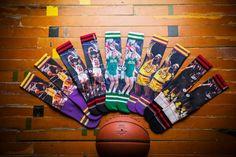Meias Stance - NBA Legends Series - STREETBALL