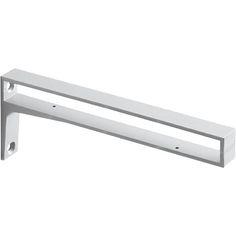 BELT Metal Shelf Bracket - Silver