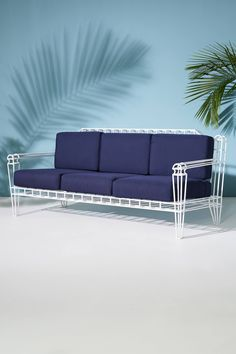 Xavier Indoor/Outdoor Sofa Cushion Set | Anthropologie