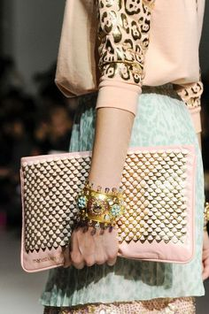 Arm Candy + Pastels