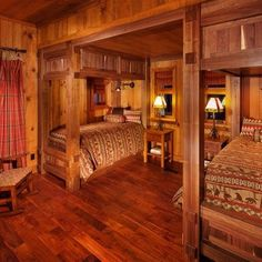 86 Best Ranch bunkhouses! images | Log homes, Snuggles, Cozy cabin Early West Cowboy Bunkhouse Plans on