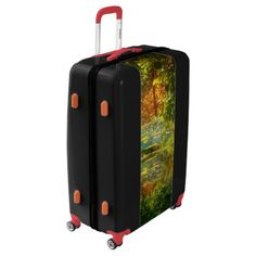 Shop William Morris,art nouveau pattern, seaweed,blue,f Luggage created by Personalize it with photos & text or purchase as is! Custom Luggage, Vintage Luggage, Art Nouveau Pattern, Pattern Art, William Morris Art, Herbaceous Border, Floral Letters, Coral Blue, Pink Black