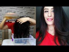 Hızlı Saç Uzatma Yöntemi (ŞAŞIRACAKSINIZ) - YouTube