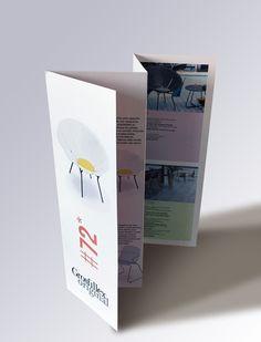 Dossier de presse pour Grosfillex Communication, Magazine Rack, Storage, Decor, Press Kit, Graphic Design, Purse Storage, Decoration, Larger