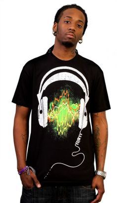 Soundwave T-shirt by radiomode from Design By Humans. Soundwave T-shirt by radiomode from Design By Humans.  for