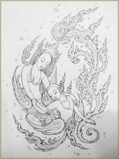 N.15/29 : Fun Learning traditional Thai Designs with JitdraThanee the Tutor