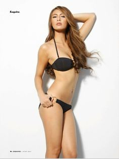 Sam Pinto Esquire Philippines June 2013 #pinaybeauty #hotfilipinagirl #sexyfilipina